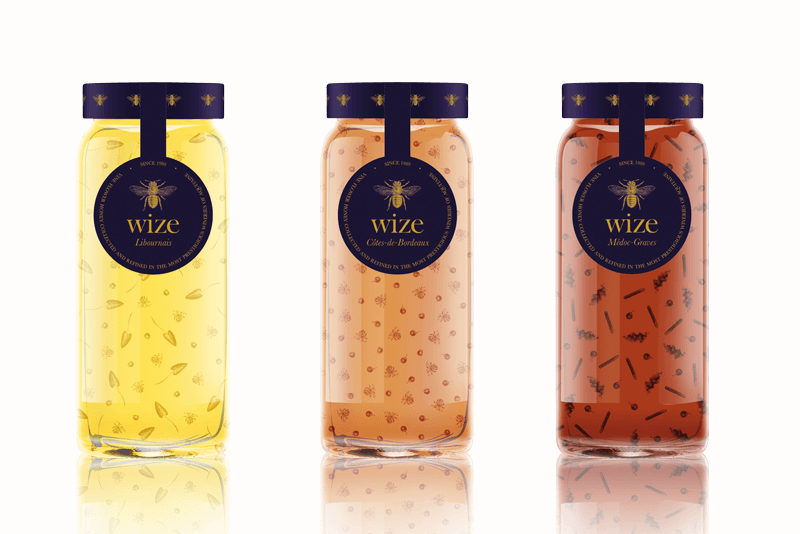 Wize - Packaging - © Olivia Verlut
